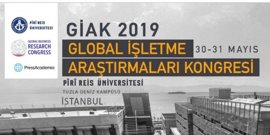 PRÜ'de Global İşletme Araştırmaları Kongresi