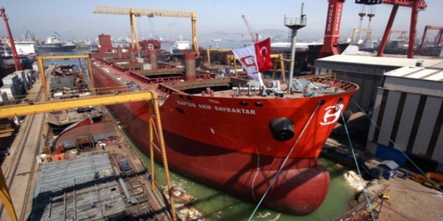 Türk tersaneleri global rakiplerine kafa tutuyor