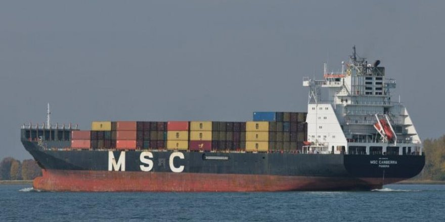 MSC'den Türkiye- Rusya arası express servis