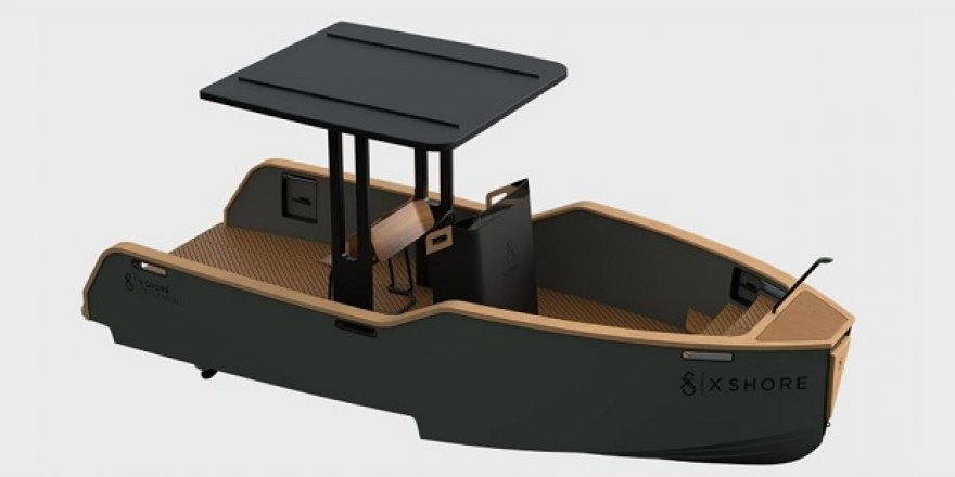 X Shore'dan elektrikli tekne!