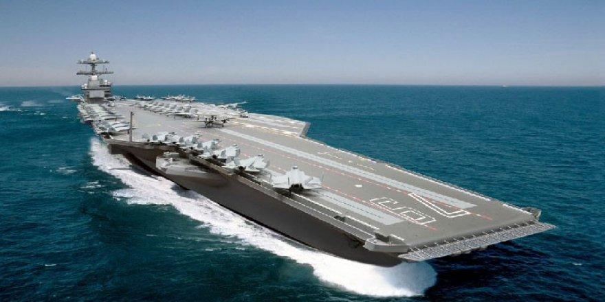 John F. Kennedy uçak gemisinin kullanımı yasaklanabilir