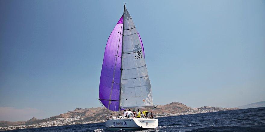 Dragut Sailing Cup tamamlandı
