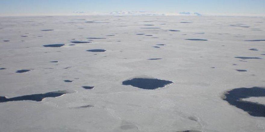 Antarktika gizemli deliklerin sırrı ne?