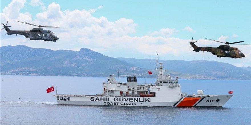 Sahil Güvenlik Komutanlıklarına atamalar