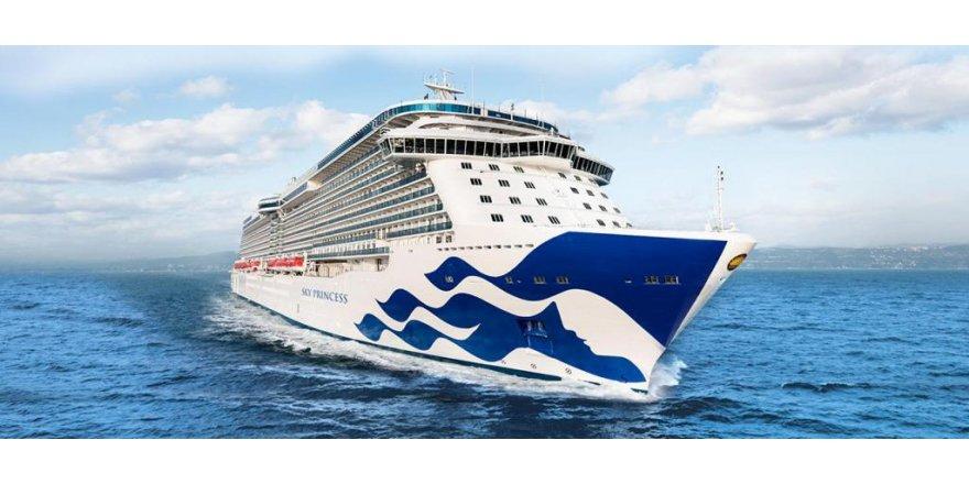 Princess Cruise, İstanbul'u ana liman seçti