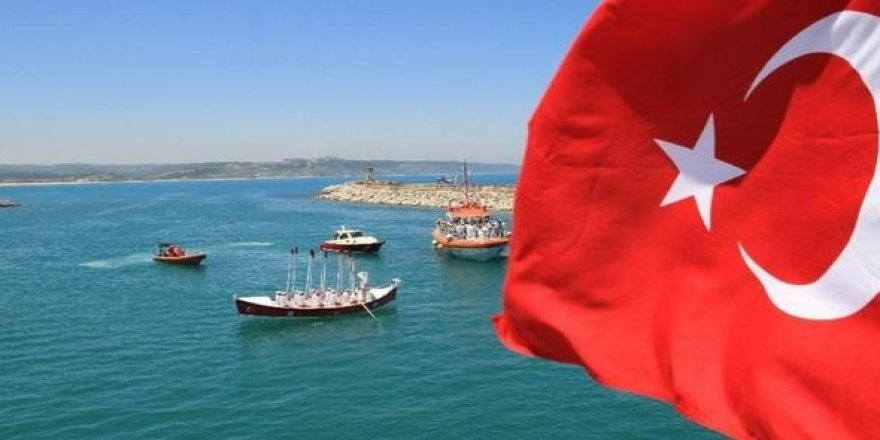 Denizciler Kabotaj Bayramı'na hazırlanıyor