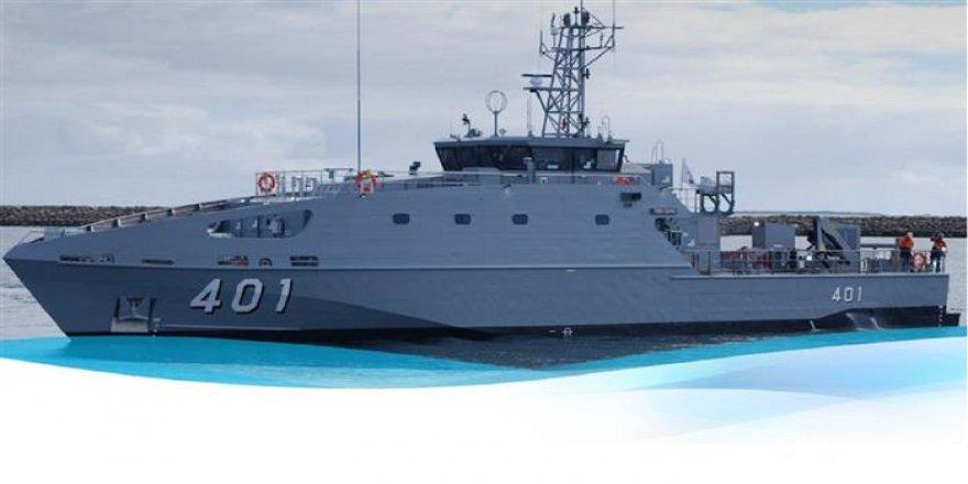 Avustralya'dan ada ülkelerine 21 adet devriye botu