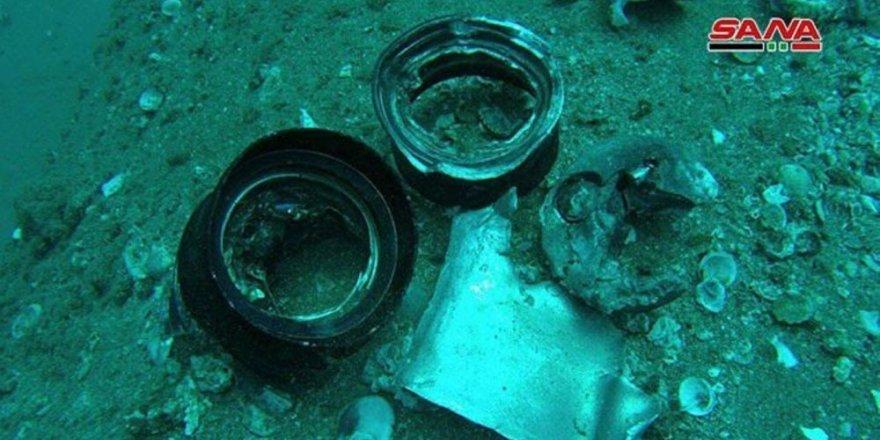 Suriye'de sualtı petrol borularına sabotaj