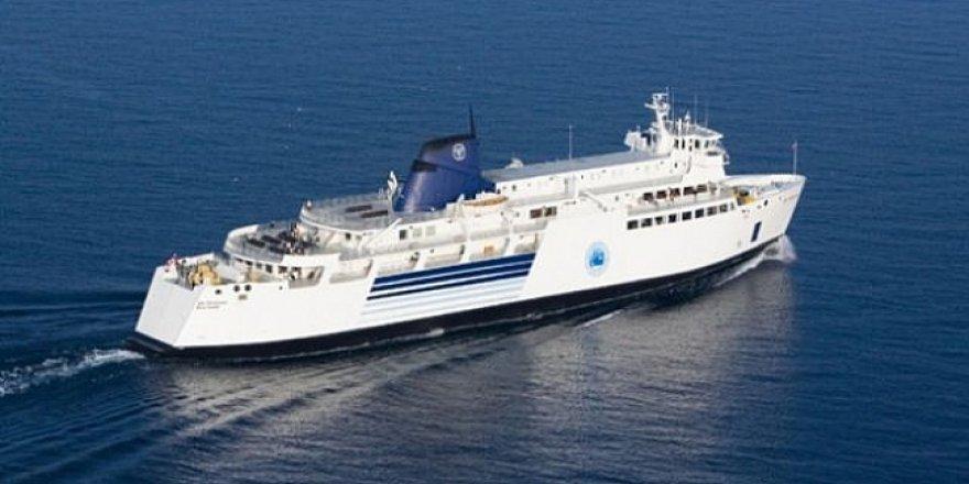 Çeşme – Atina feribot seferleri başlıyor