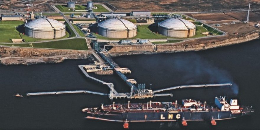 Katar'dan Türkiye'ye ilk büyük LNG sevkiyatı