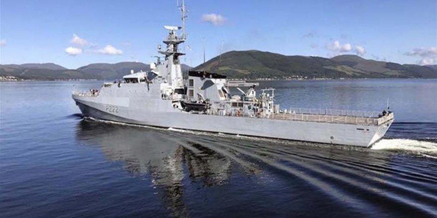 Kraliyet Donanması'na 5 yeni karakol gemisi