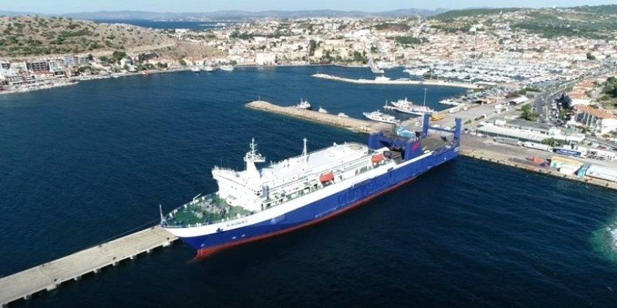 Çeşme-Atina feribot seferlerine 2. kez erteleme