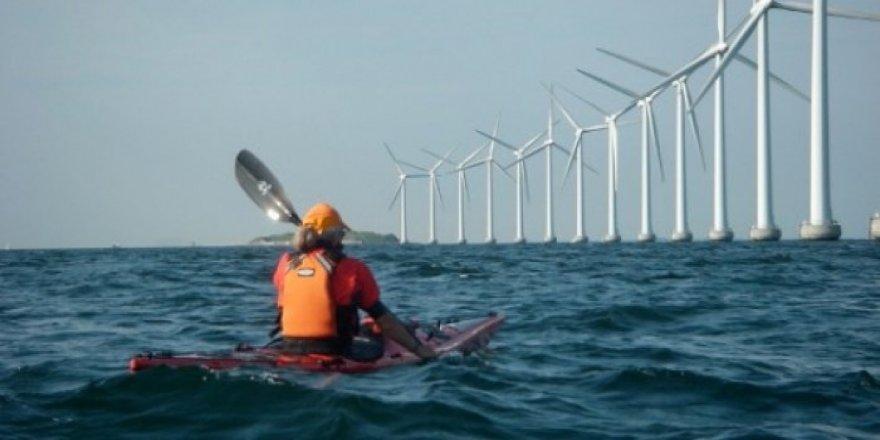 Norveç 3500 MW'lık yüzer rüzgar santralleri kuracak