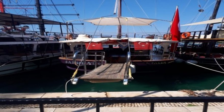 İki deniz aracına 36 bin lira sintine atığı ceza
