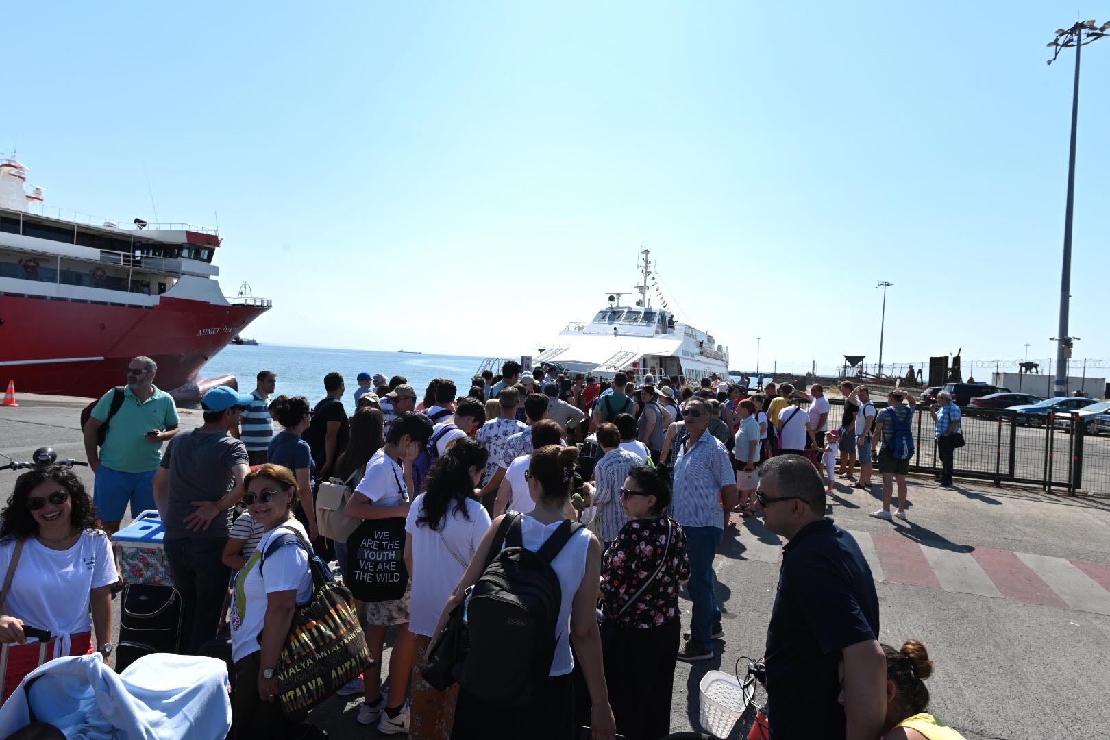 İDO Tekirdağ-Avşa Adası seferlerine başladı