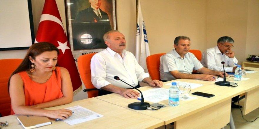 Didim'de Su Ürünleri OSB kurulmasına tepki