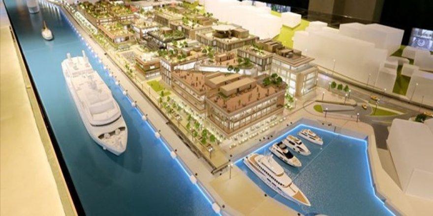 Dünyaya açılan yeni kapı Galataport