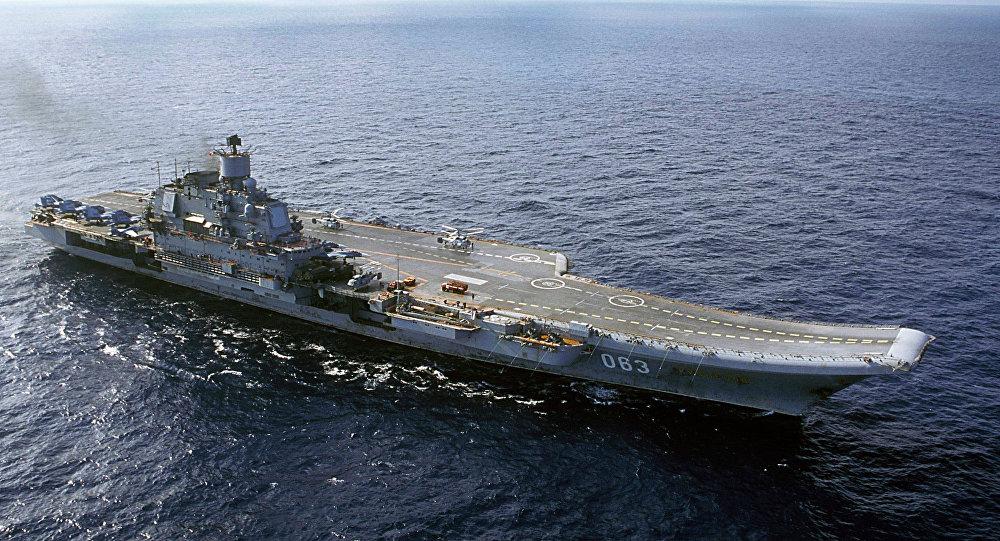 Rusya'dan nükleer motorlu uçak gemisi