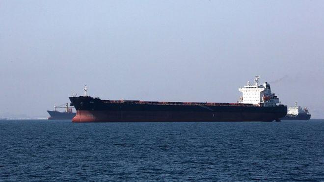İran gemisinin kaptanları tutuklandı