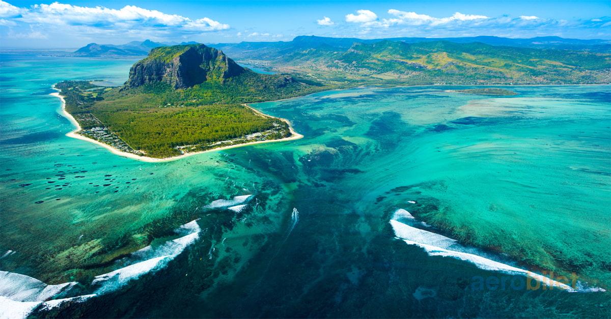 Morityus, Chagos Takımadaları'nı alıyor