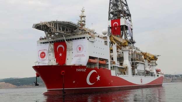 Türkiye'den AB'ye 4. Gemi uyarısı