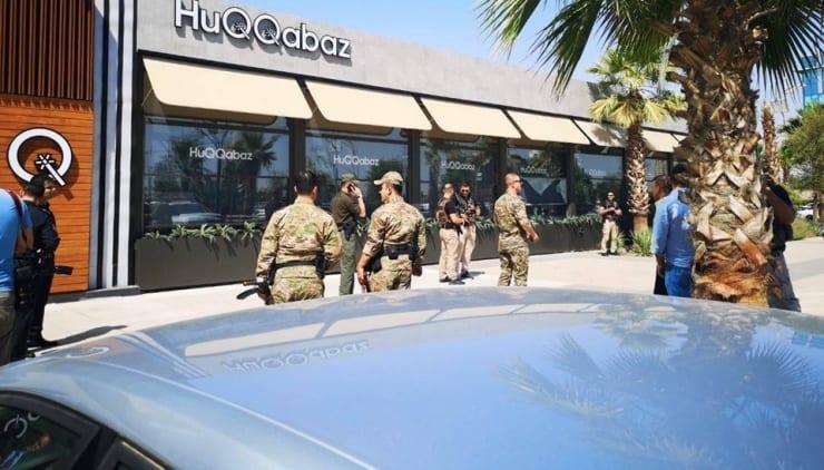 Erbil'de silahlı saldırı,bir diplomat hayatını kaybetti