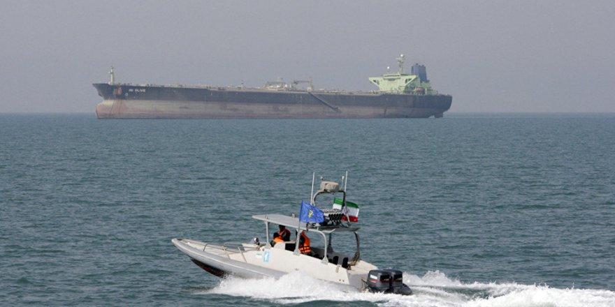 İran petrol tankerine el koydu