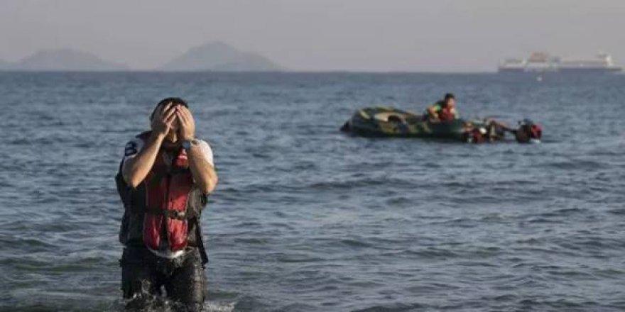 Akdeniz'de facia! Yüzlerce kayıp var…