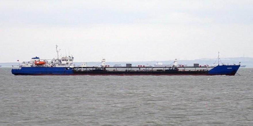 Ukrayna Rus tankerine el koydu