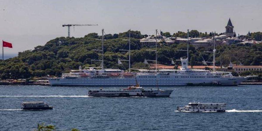 Yolcu gemilerinin İstanbul'a dönüşü başladı