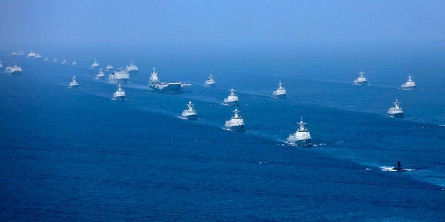 Çin'den Tayvan'a tatbikatlı uyarı