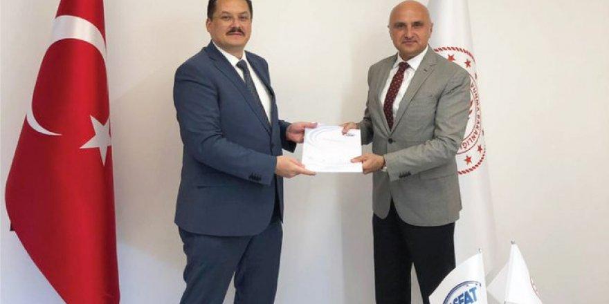 ASFAT ile Türk Loydu arasında MİLGEM sözleşmesi