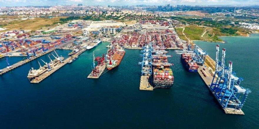 Kumport Limanı yeni nesil vinçlerle hizmet verecek