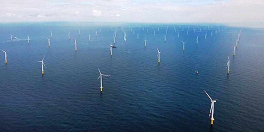 Dünyanın 4. büyük RES'i elektrik üretimine başladı