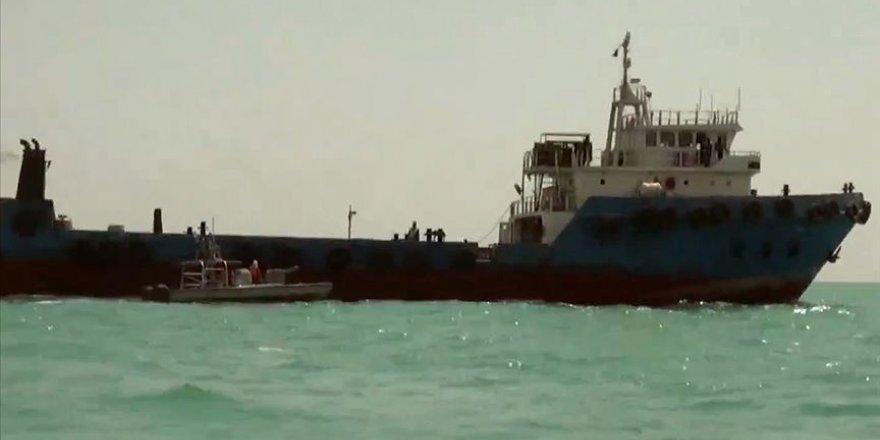 Tahran ile Bağdat arasında tanker krizi