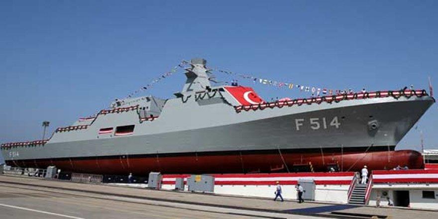 TCG Kınalıada Eylül'de donanmaya katılıyor