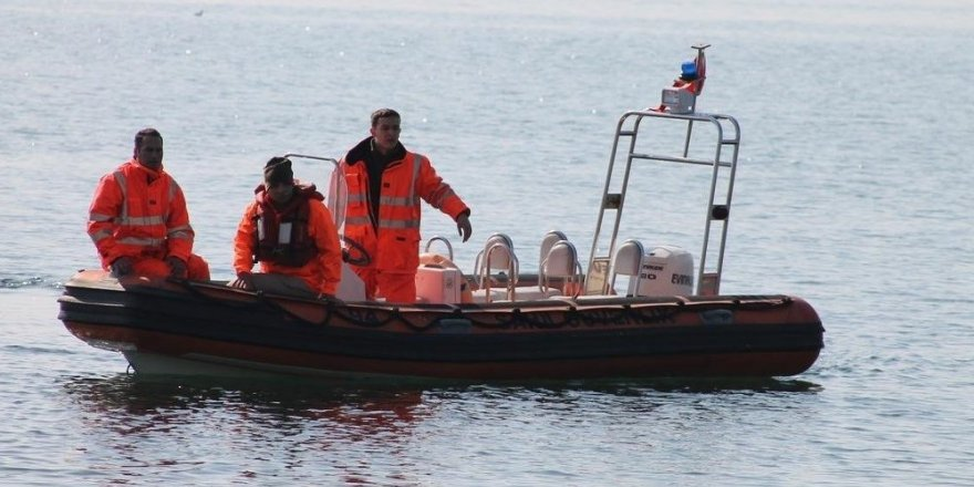 Teknesini terketmeyen kaptan öldü
