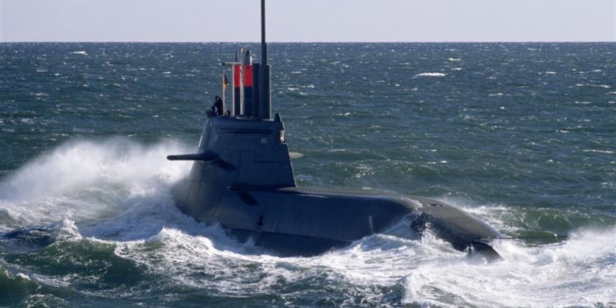 Preveze denizaltılarınayeni termal göz