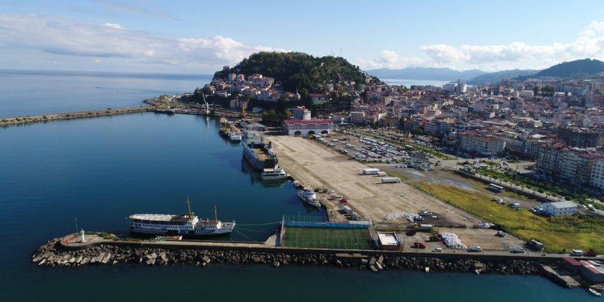 Giresun Limanı gözünü yukarıya dikti