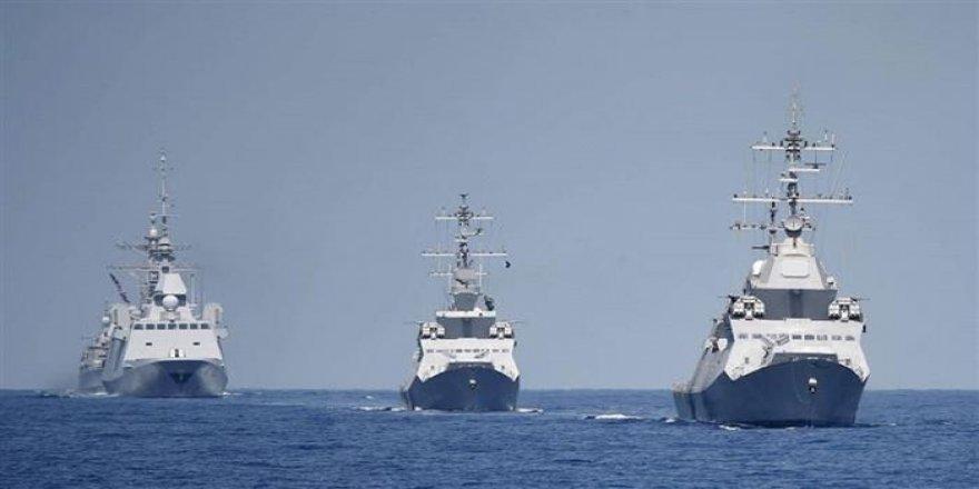 İsrail korvetlerini modernize ediyor