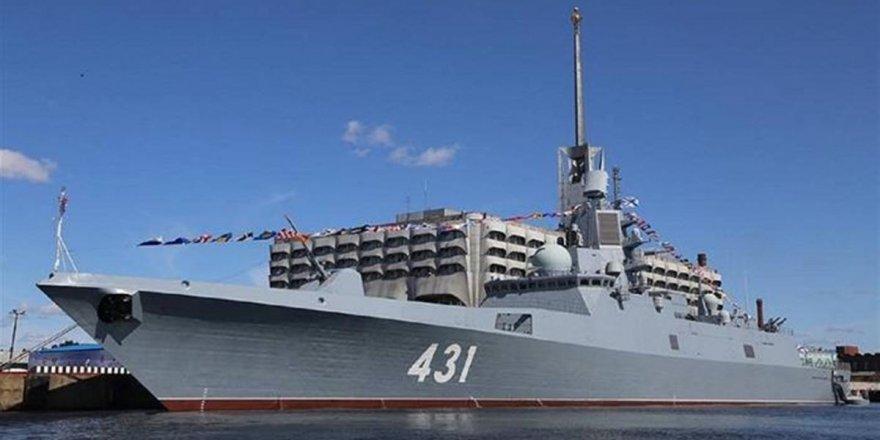 Amiral Kasatonov için son testler