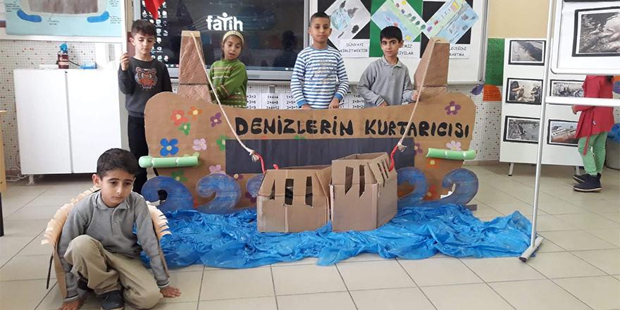 D-Marin Kids ve TURMEPA eğitmeye devam ediyor