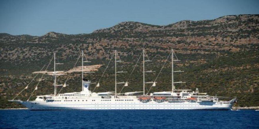 Club Med 2 bu yıl ikinci kez Demre'de