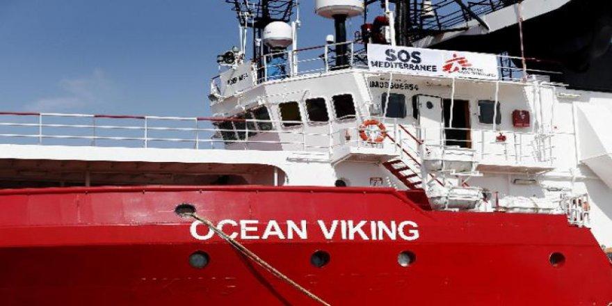 Akdeniz'de STK'ler kurtarıyor ama kimse almıyor