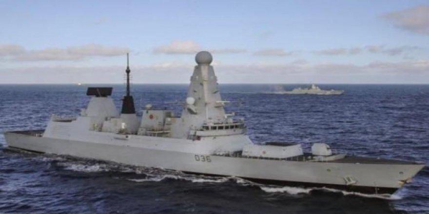 İngiltere Körfez'e yeni bir savaş gemisi gönderdi