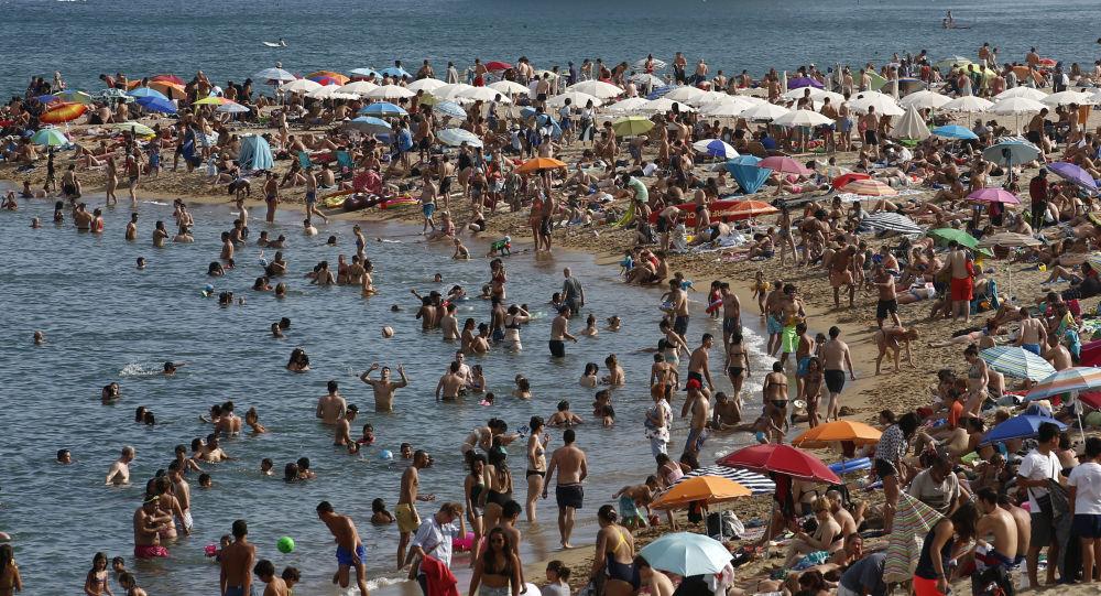 Plajlardaki hırsızlığa karşı 'yardım çantasi'