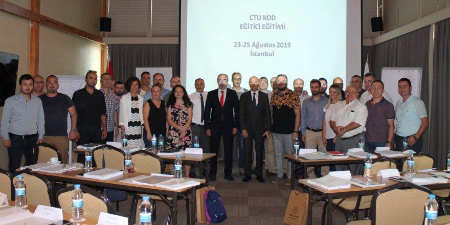 Türk Loydu'ndan CTU Kod Eğitici Eğitimi