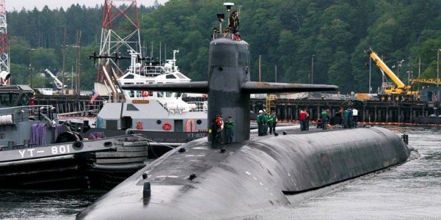 Çin'den ABD savaş gemisinin girişine izin yok
