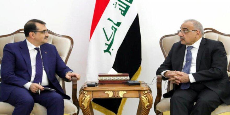 Irak-Türkiye arasında yeni petrol hattı