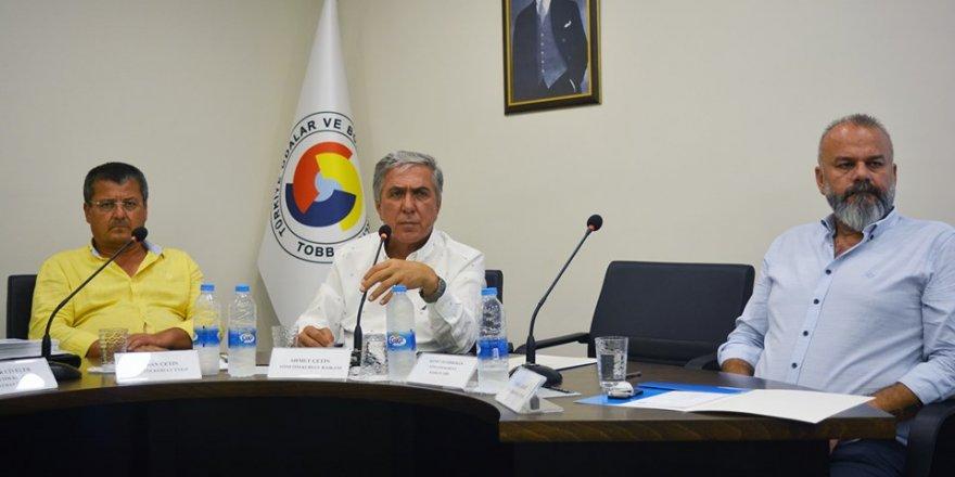 DTO, denize olan desteğini sürdürüyor